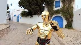 """""""Gwiezdne wojny"""": bohaterowie cyklu tańczą do przeboju Pharrella Williamsa"""