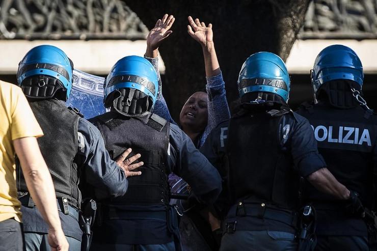 Etiopija policija