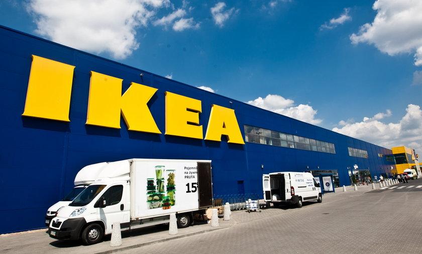 IKEA z Google Maps