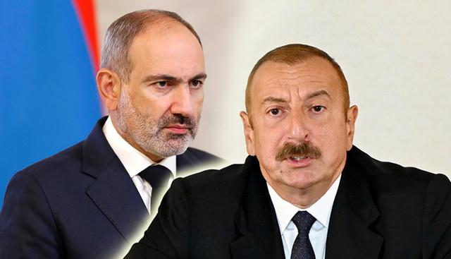 Nikol Pašinjan i Ilham Alijev