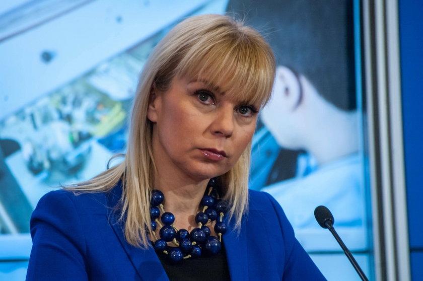 Minister Bieńkowska