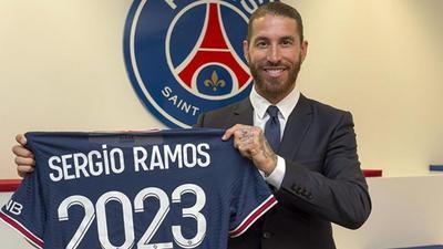 PSG : Sergio Ramos déjà forfait pour le Trophée des Champions