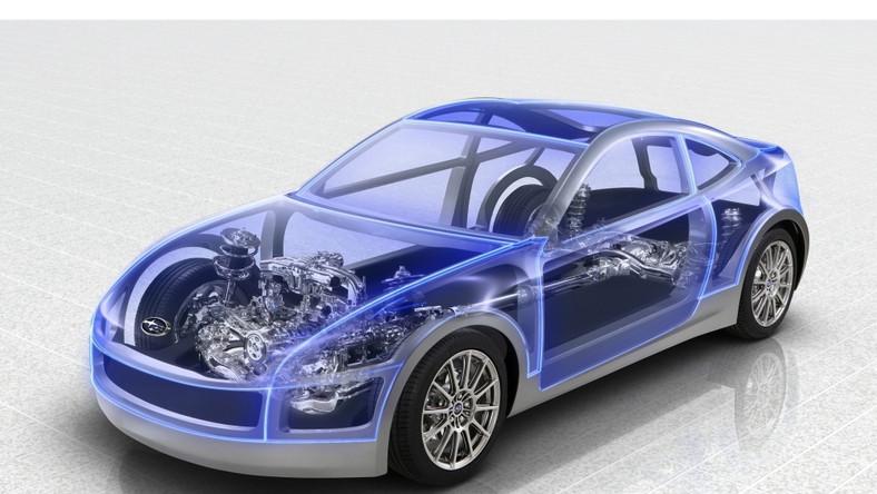Subaru BRZ - nowość we Frankfurcie