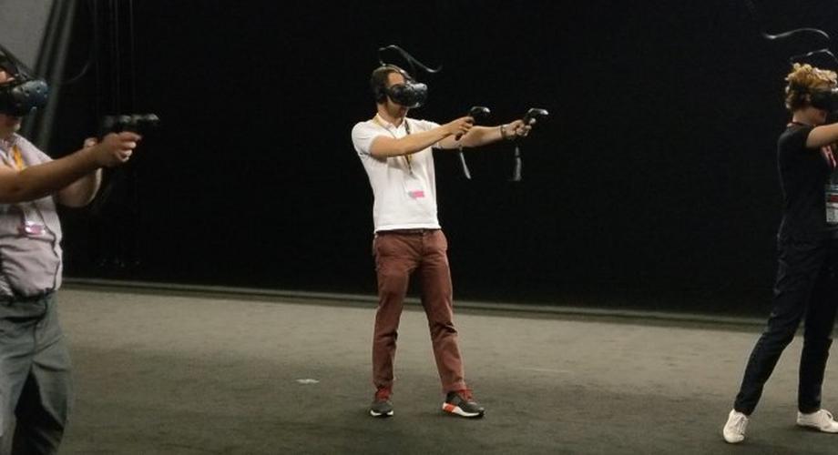 Gamescom: Wohin geht die Reise der virtuellen Realität?