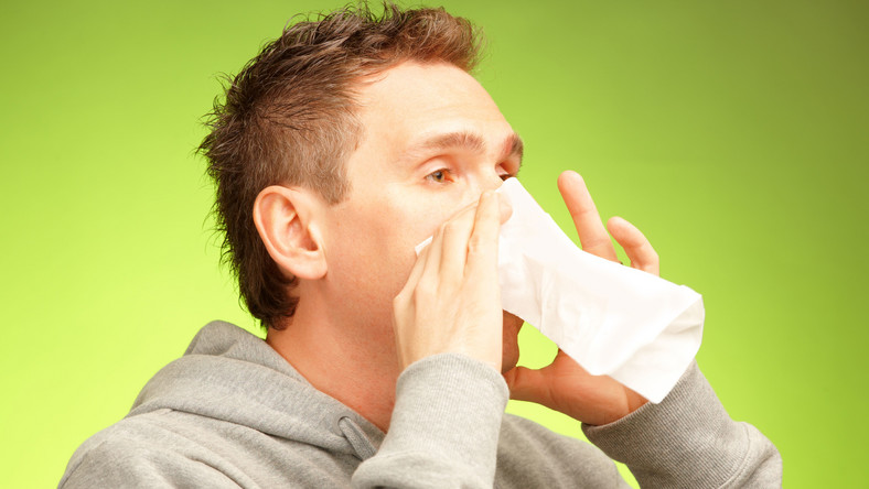 """Często na alergię mówi się """"choroba czystych rąk"""""""