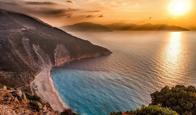 Plaža Mirtos
