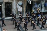 Defile policije u Nišu