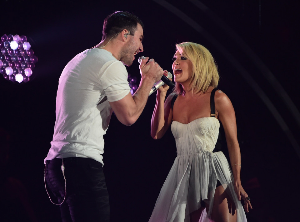 Carrie Underwood i Sam Hunt