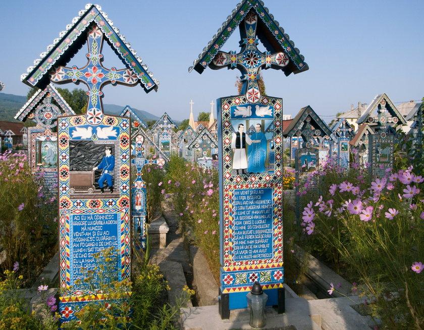 Najdziwniejsze cmentarze