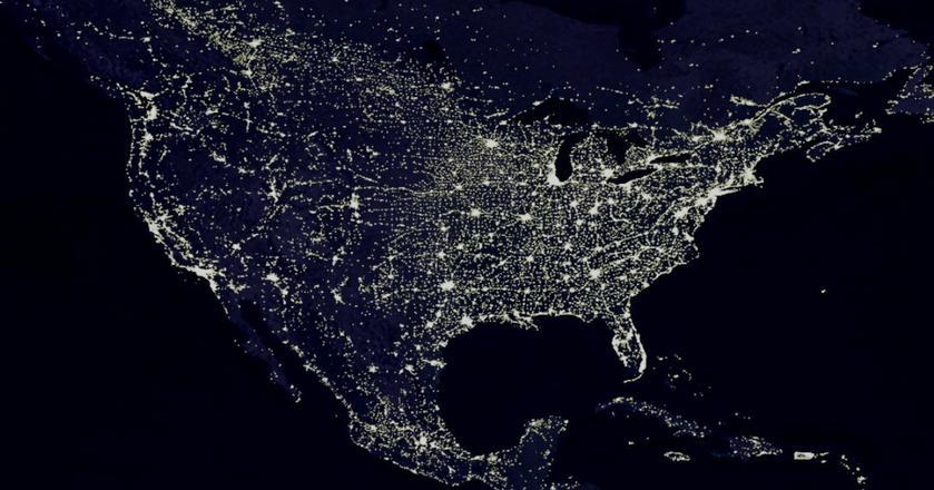 18 map pomoże ci lepiej zrozumieć różnorodność Stanów Zjednoczonych