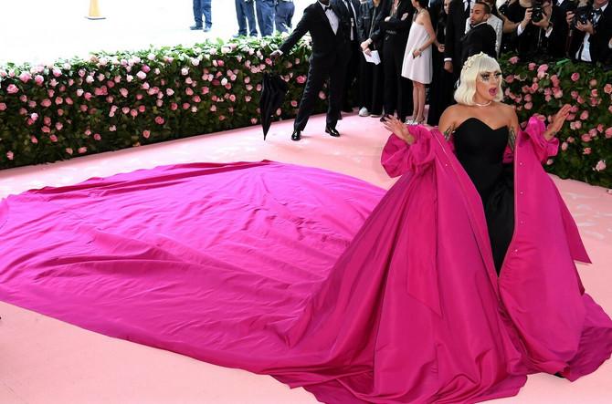 Ledi Gaga bila je domaćica Met Gale 2019. u Njujorku