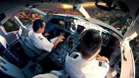 Pilot American Airlines zmarł w trakcie lotu