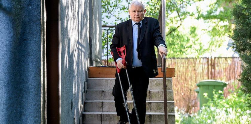 Kaczyński bierze silne leki