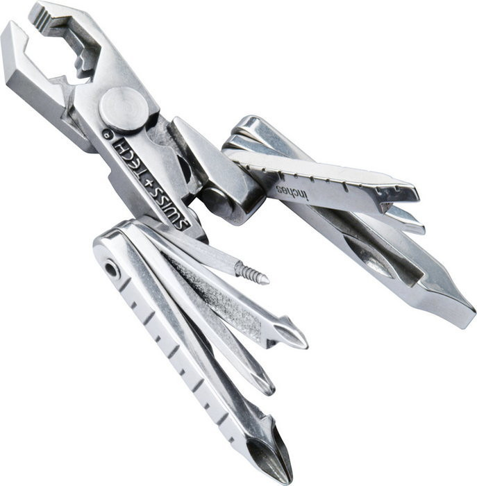 Multitool Swiss Tech Micro-Max