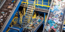 W Krakowie segregują śmieci