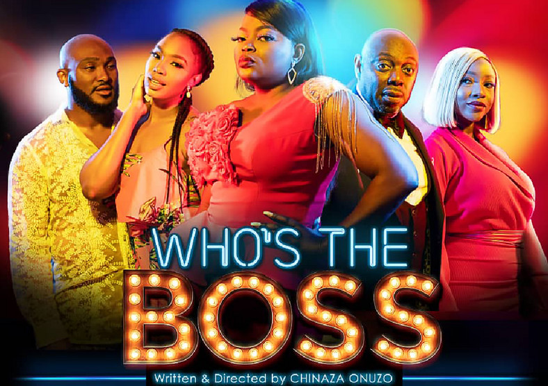 'Who's the Boss' is a romantic film directed by Inkblot's Naz Onuzo  [Inkblot]
