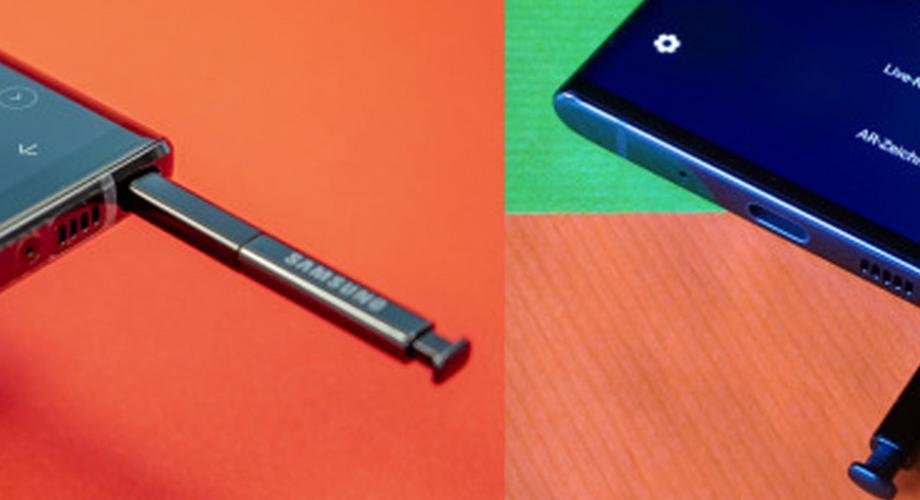 Ratgeber: Samsung Galaxy Note 10(+) oder Note 9 kaufen?