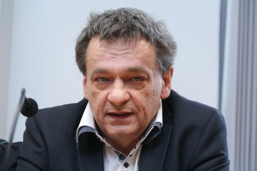 Piotr Tymochowicz, były doradca m.in Andrzeja Leppera