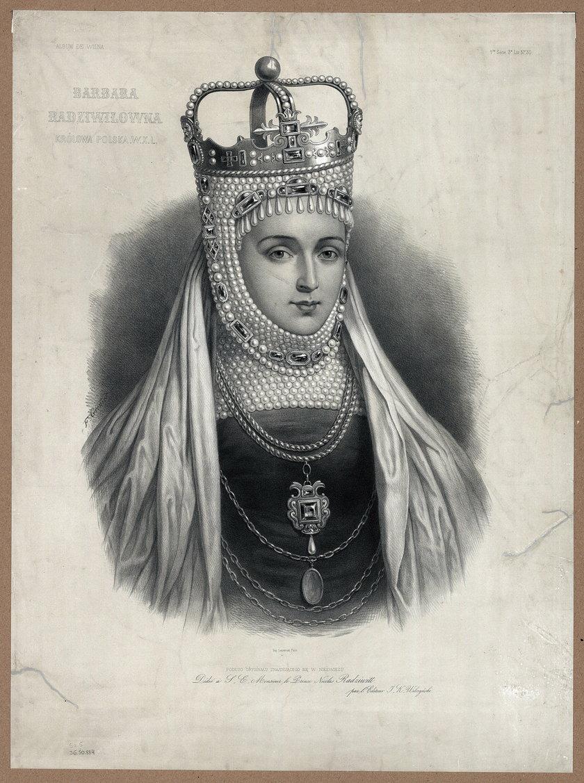 Jaka piękna księżniczka odkopana w Poznaniu!