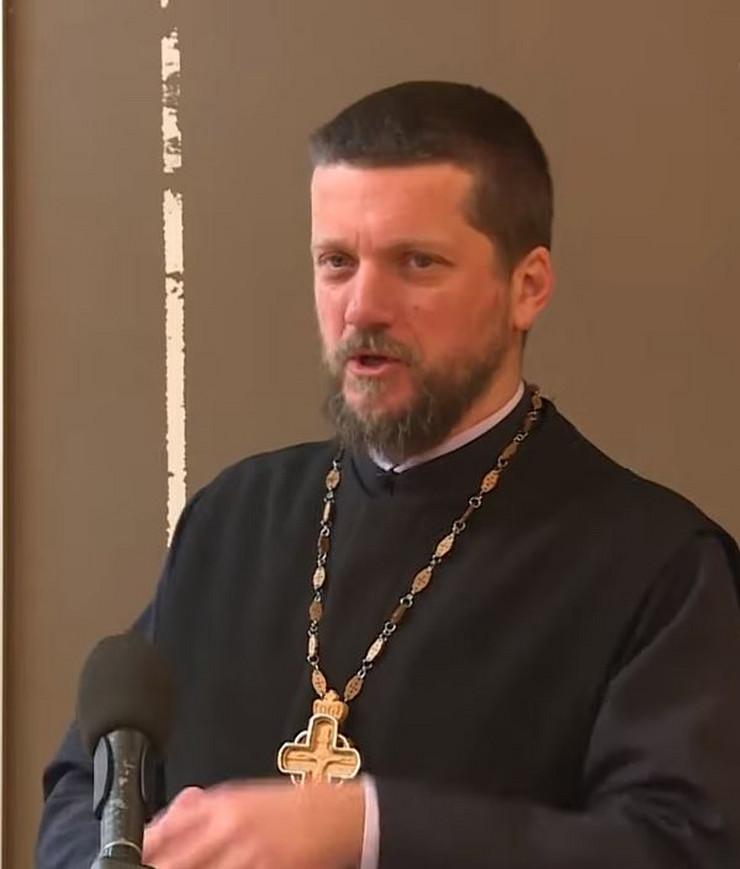 Otac Gojko Perović