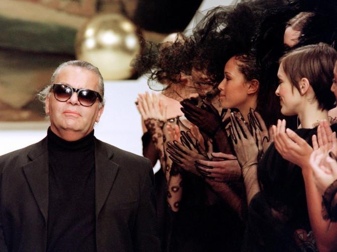 Kralju mode, mi ti se KLANJAMO: 10 puta kada je Karl Lagerfeld ostavio modni svet BEZ DAHA