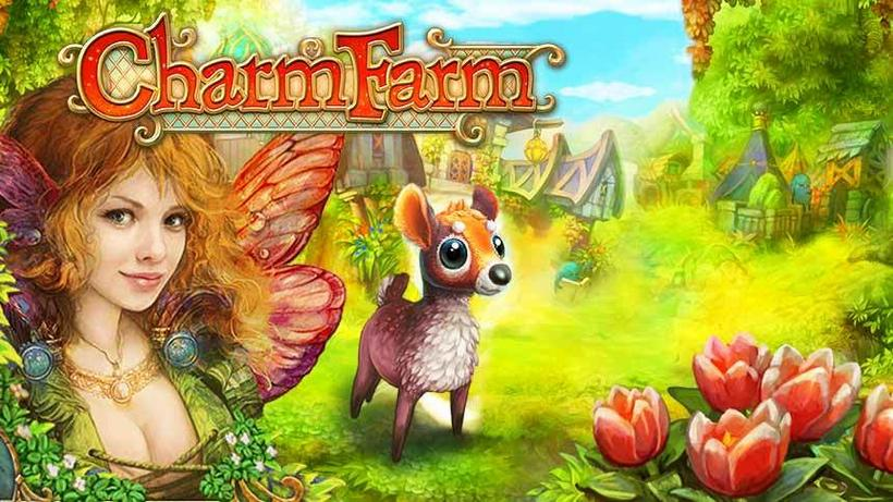 gameplanet Charm Farm NK
