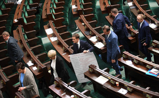 Bielan: Możliwe zmiany w regulaminie Sejmu. Posłowie nie mogą blokować prac parlamentu