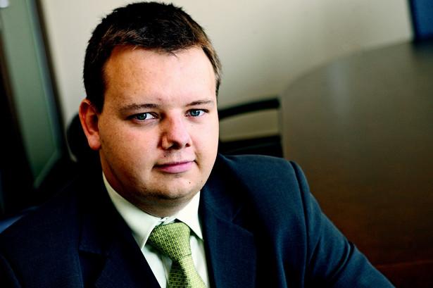 Michał Borowski, doradca podatkowy, menedżer zespołu ds. VAT w kancelarii Ożóg i Wspólnicy