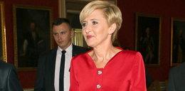 Agata Duda jak księżna Diana?