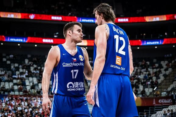 Košarkaška reprezentacija Češke, Japana, Ondrej Balvin