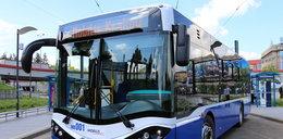 Krakowskie autobusy zyskają nowy wygląd