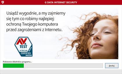 G Data Internet Security i Mobile za darmo na 3 miesiące i na rok