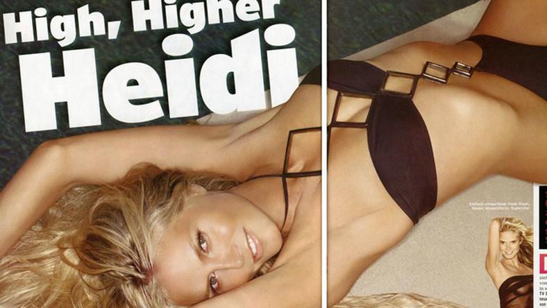 Rozebrana Heidi Klum wciąż zapiera dech?
