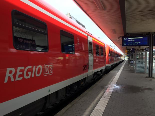 Koleją regionalną dojedziemy z Norymbergii do Bayreuth