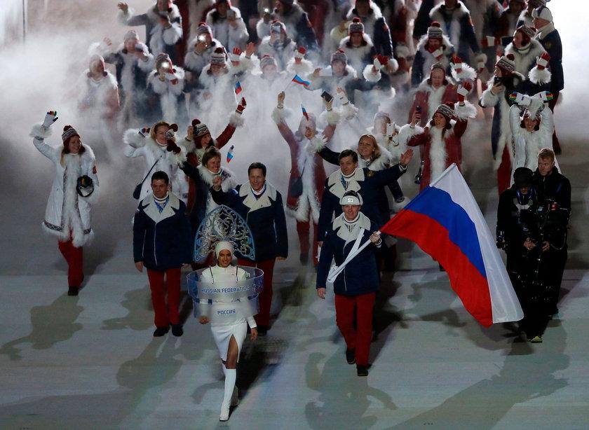 MKOL wykluczył Rosję z igrzysk