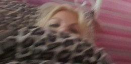 Kiedy znalazła to zdjęcie w swoim telefonie, zamarła z przerażenia