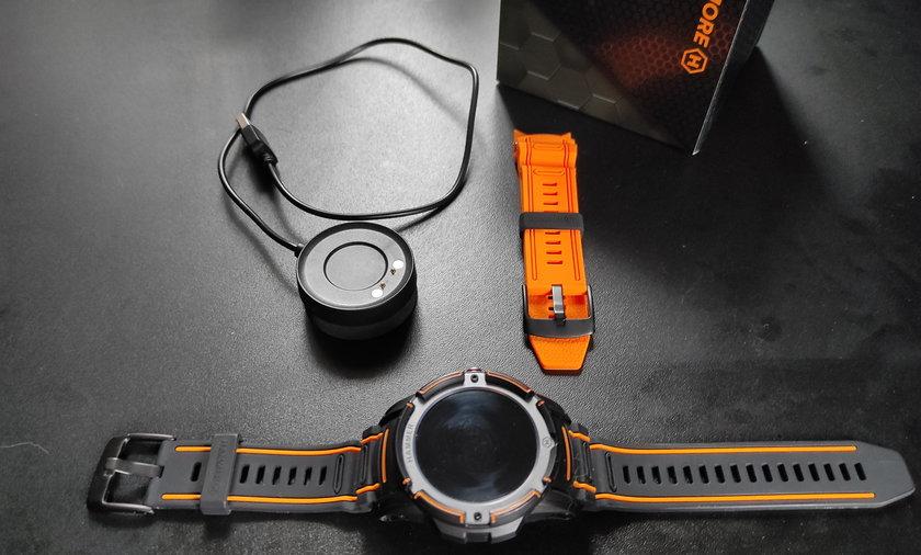 Smartwatch myPhone Hammer Watch test Faktu