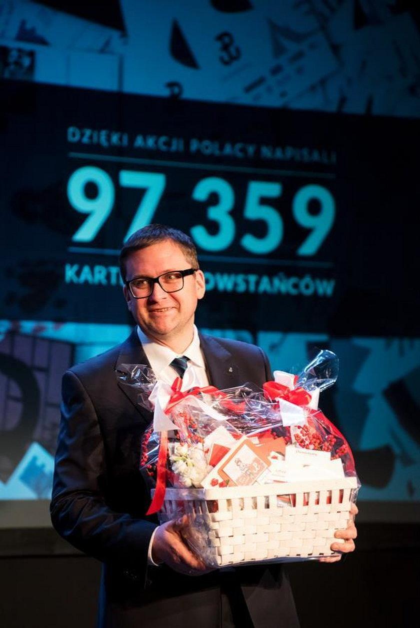 100 tysięcy kartek wysłanych do Powstańców Warszawskich