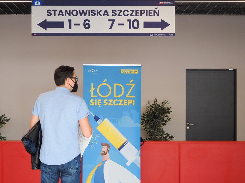 W Łodzi szczepienia przeciw Covid-19 także w Majówkę? Są obiecane szczepionki
