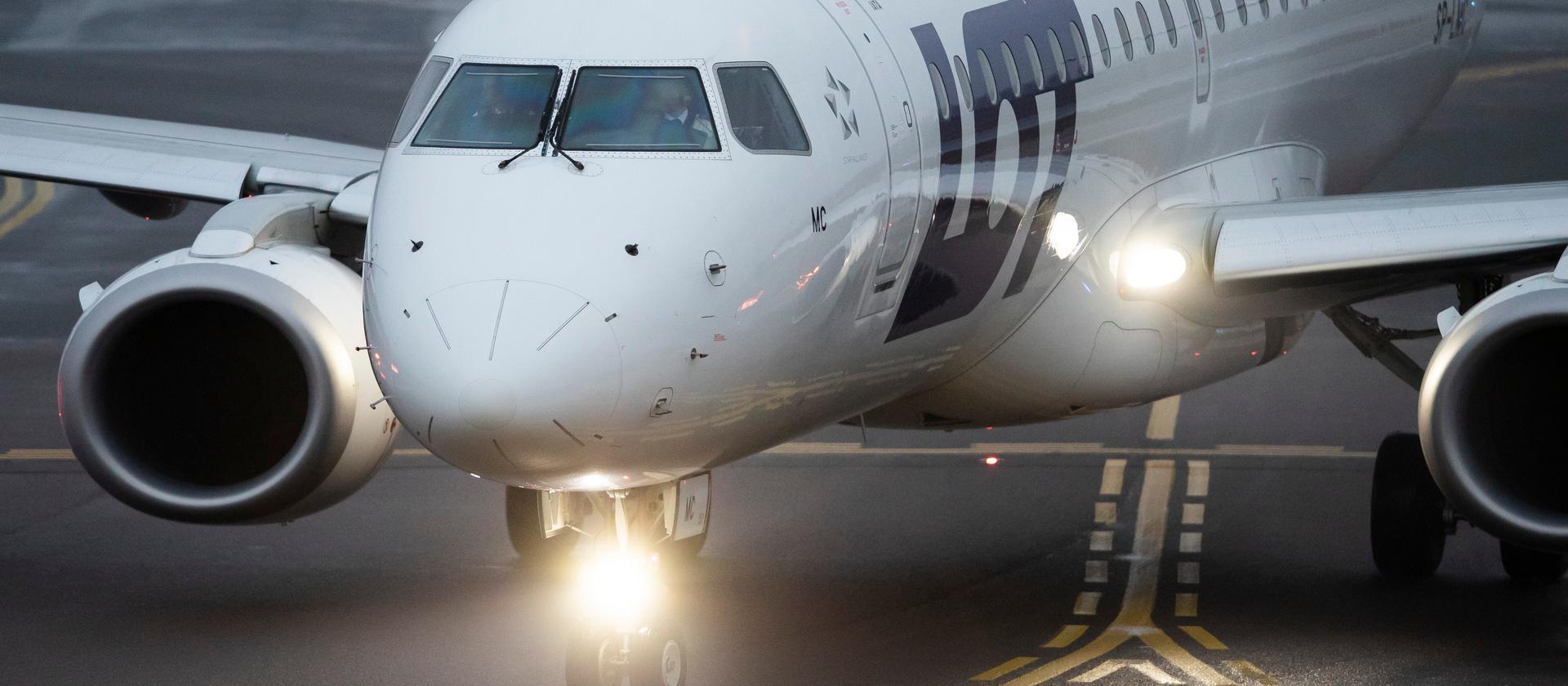 Rewolucja w lataniu? Prezes LOT-u: nie wierzę w samolot elektryczny w najbliższej przyszłości