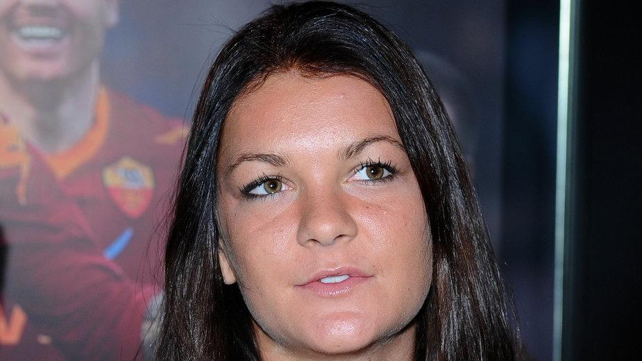 Agnieszka Radwańska 2012