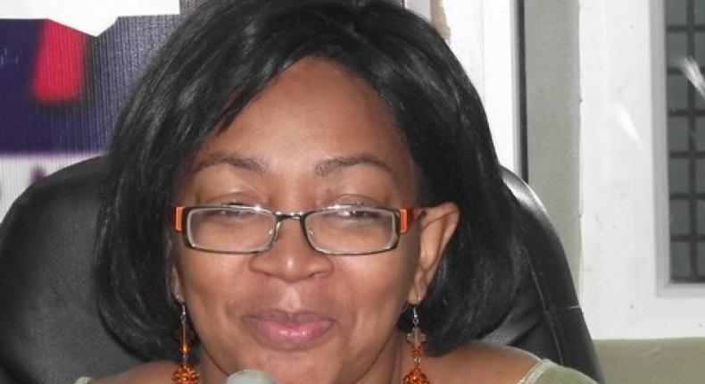 Former CHRAJ boss, Lauretta Vivian Lamptey