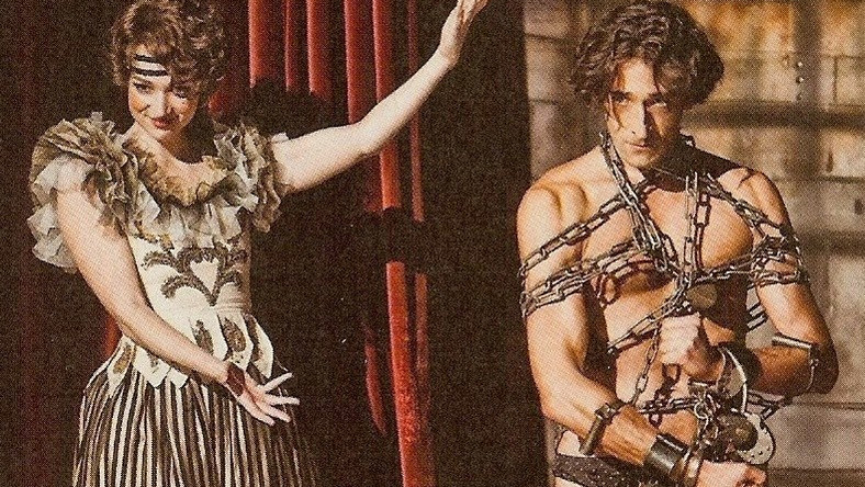 Adrien Brody jest Houdinim