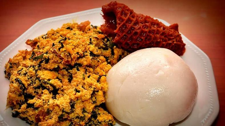 Nigerian Yam: Nigerian Recipes 3 Ways To Make Pounded Yam Without A