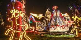 Ten dom oświetla 60 tysięcy lampek!