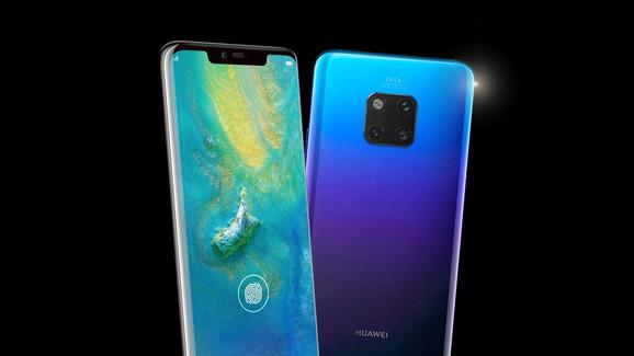 Navodne fotografije novog Huawei modela