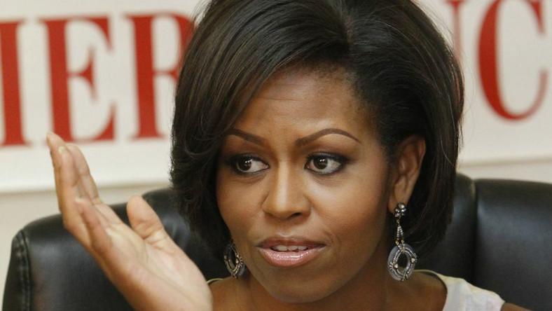 Pierwsza dama jeździ sama. Obama w Hiszpanii