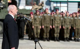 Macierewicz: Berczyński miał poświadczenie bezpieczeństwa wydane przez amerykańskie służby