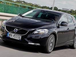 Używane Volvo V40 – czy można mu zaufać?