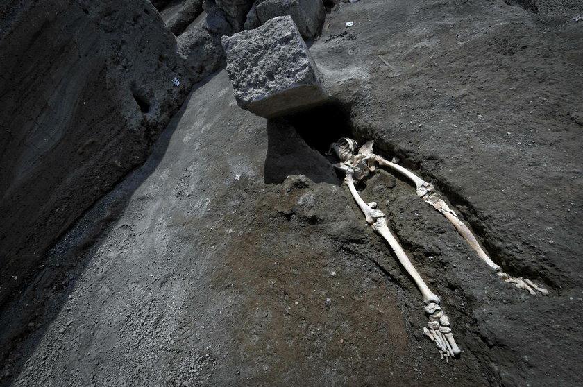 Odkrycie w Pompejach